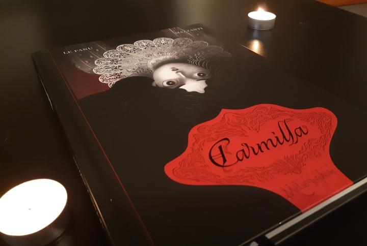 Carmilla de Joseph Sheridan Le Fanu, lecture halloweenesque!